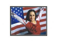 Jordyn Wieber Autograph Signed Photo